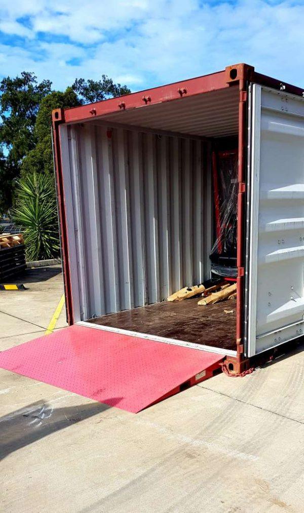 CR8 - Container Ramp 8 Ton