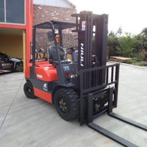 NG35N 3.5Ton Dual Fuel Forklift