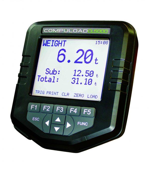 CL5000 Compuload 12-24vdc