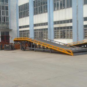 DR10- Dock Ramp 10 Ton
