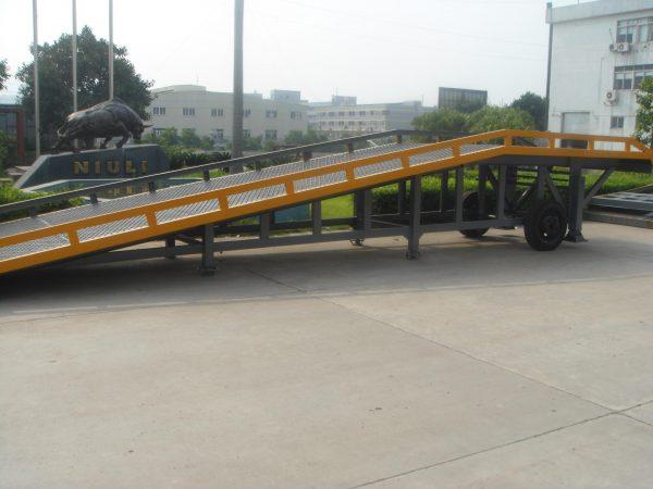 DR10- Dock Ramp 10 Ton