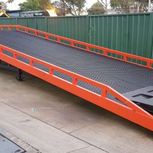 DR16 - Dock Ramp 16Ton