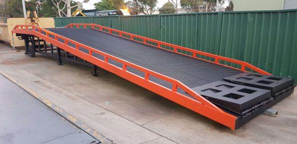 DR16 - Dock Ramp 16Ton