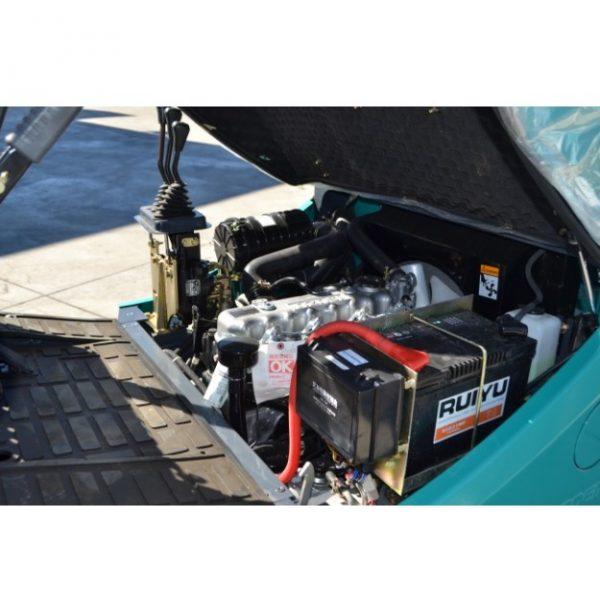 FD25CTJ - 2.5Ton ISUZU C240 Diesel