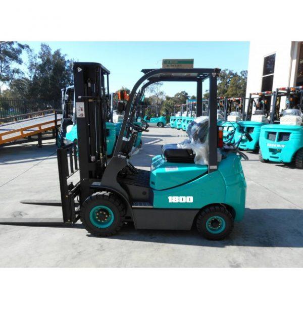 FGL18CT - 1.8Ton Dual Fuel Forklift