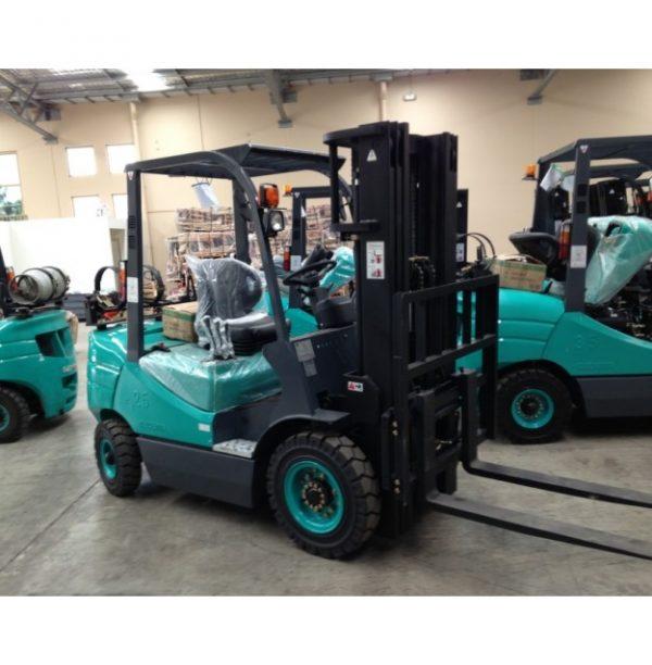 FGL25CTJ - 2.5Ton Dual Fuel Forklift