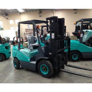 FGL25CT - 2.5Ton Dual Fuel Forklift