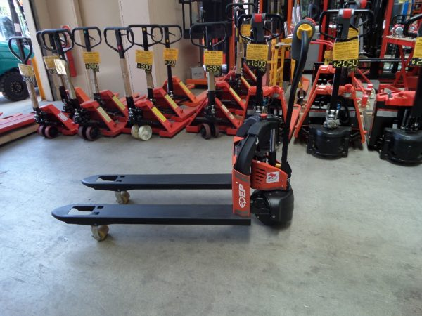 PLE12 - 3/4 Electric 1.2Ton Narrow