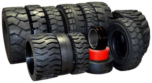 Solid (Puncture Proof) Tyres from $194+Gst