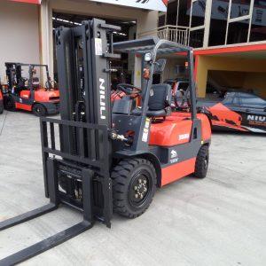 NG25N 2.5Ton Dual Fuel Forklift