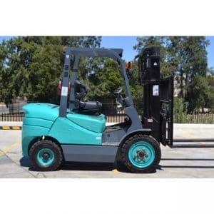 FGL35CTJ - 3.5Ton Duel Fuel Forklift