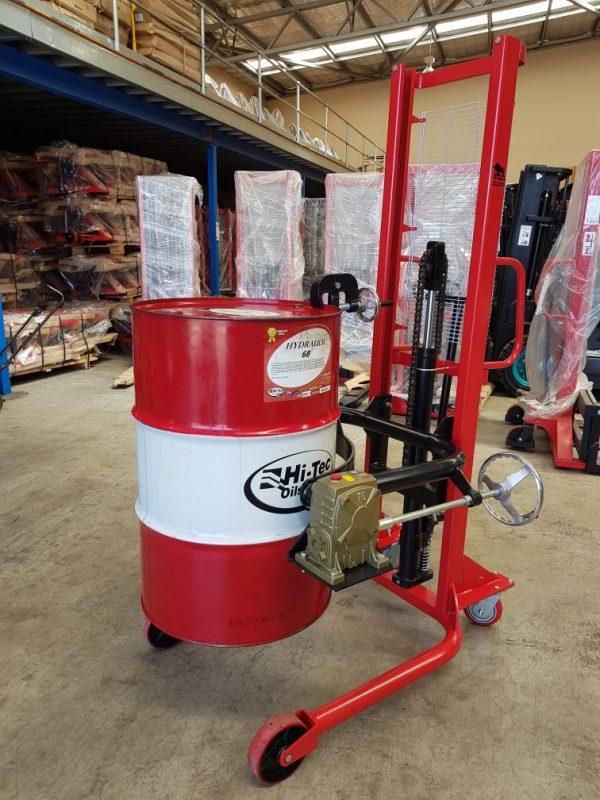 DPT35 - Drum Picker/Tipper 350kg